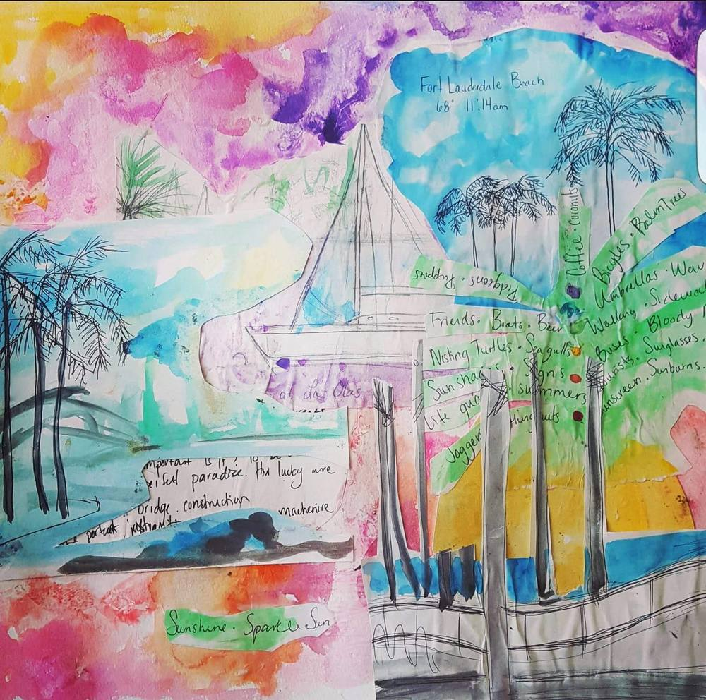 art mindfulness narrative mapping workshop wheelhouse