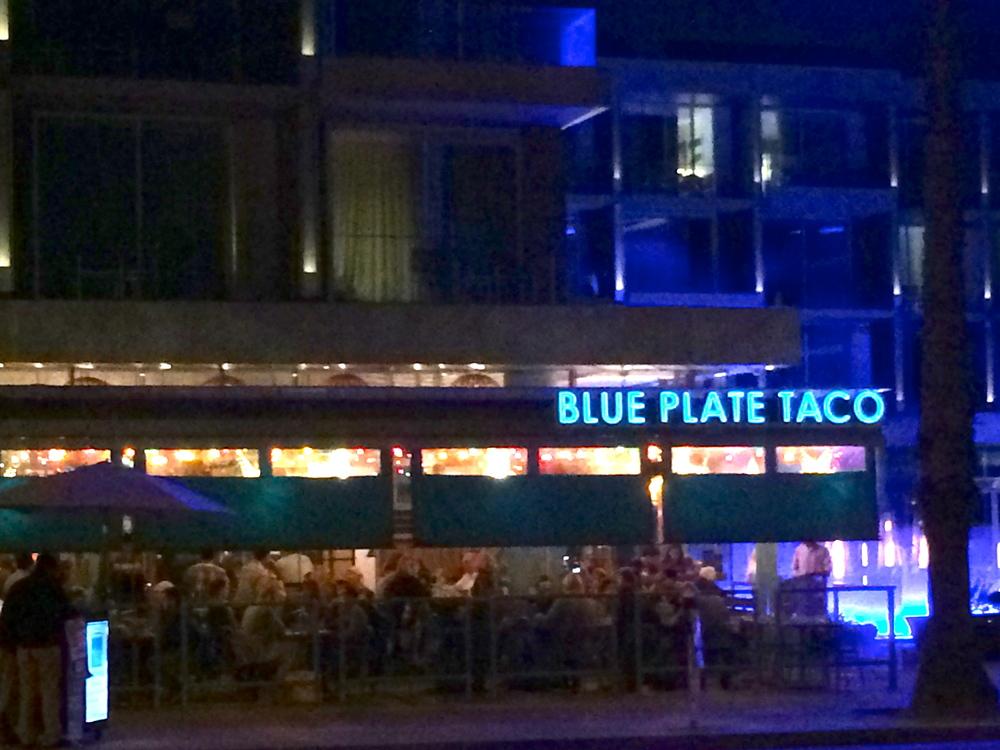 Blue Plate Taco, Santa Monica, CA