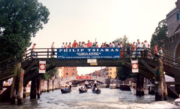 Acqua Antica, Venice Biennale