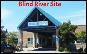 Blind River Site
