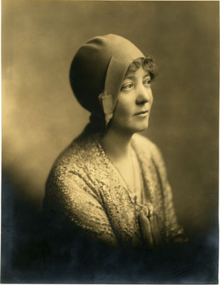 Ruth Comfort Mitchell