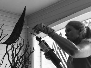 Studio of Artist, Kirsten Lindseth