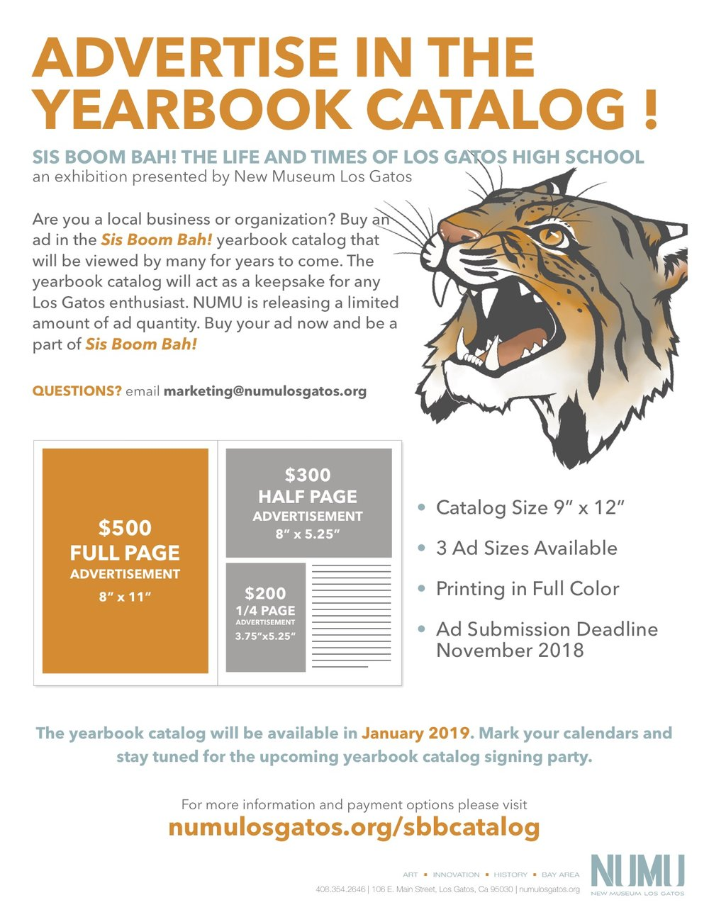 Sis Boom Bah Yearbook Catalog Advertisment LGHS .jpg