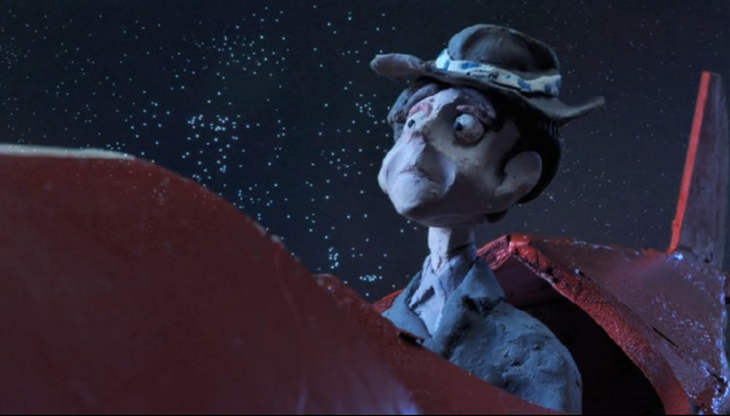 "Still from the animated short ""Icarus' Dream"" by Zac Wong"