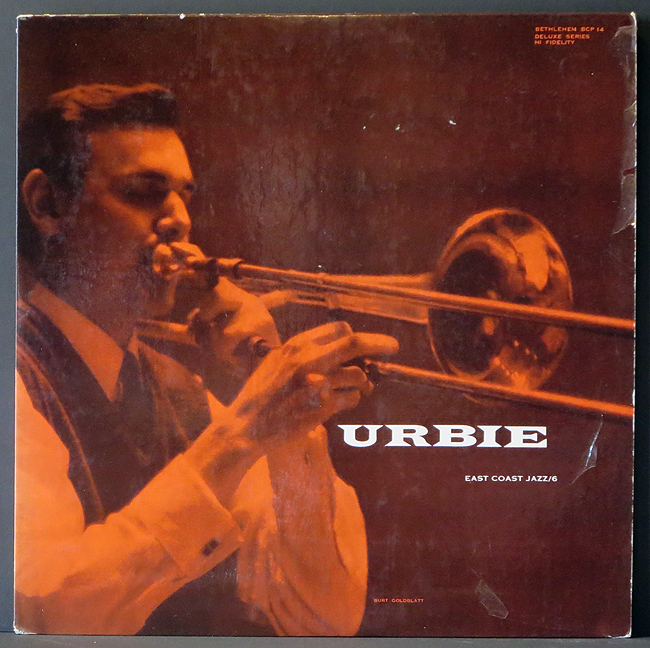 "Urbie Green - ""East Coast Jazz NO. 6"""
