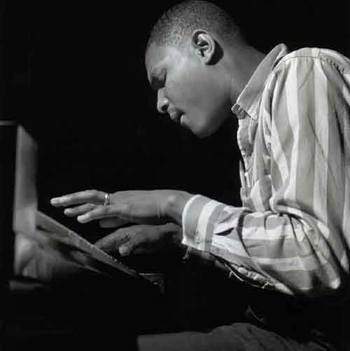McCoy Tyner, 1961 (Photo © Francis Wolff)