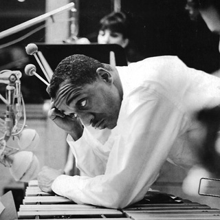 Milt Jackson, Date Unknown. Photo By Chuck Stewart.