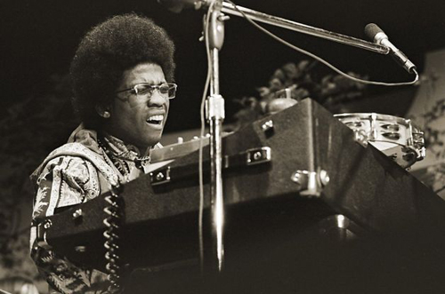 Herbie Hancock Jamming Out (Year & Photo Credit Unknown)