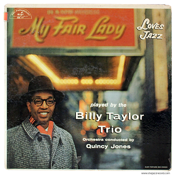 billy-taylor-trio-my-fair-lady-loves-jaz