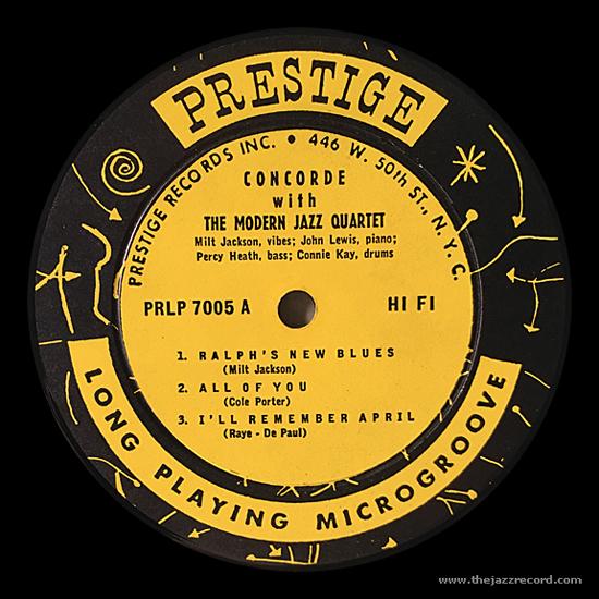 1955 Prestige Fireworks Label