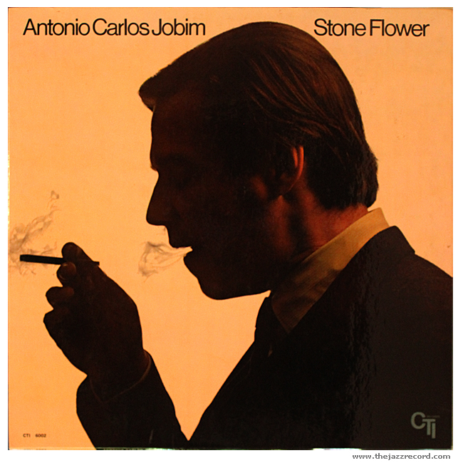 Antonio Carlos Jobim - Stone Flower - Front Cover Vinyl