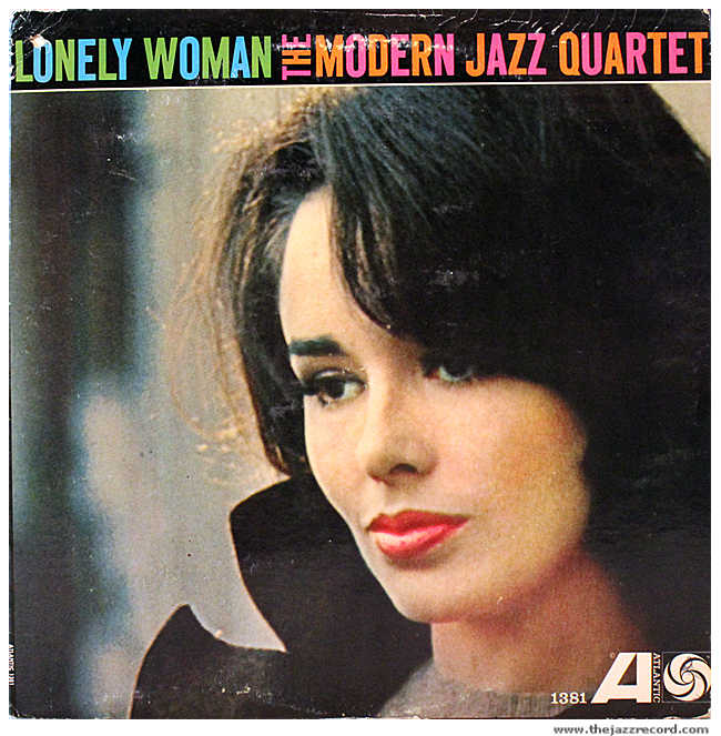 modern-jazz-quartet-lonely-woman-front-cover-vinyl-lp
