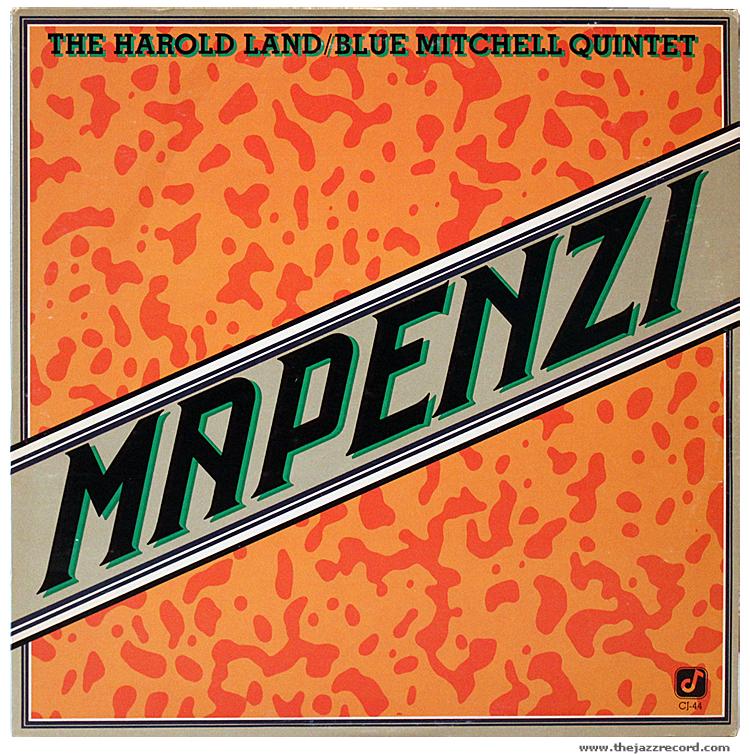 harold-land-blue-mitchell-quintet-mapenzi-front-cover-vinyl-lp