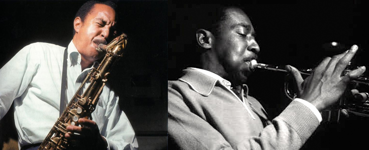 Harold Land and Blue Mitchell