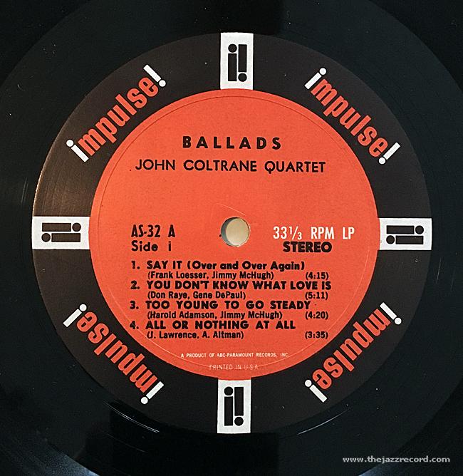 john-coltrane-ballads-label-vinyl-LP