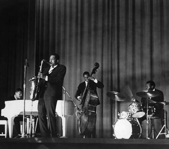 The John Coltrane Quartet