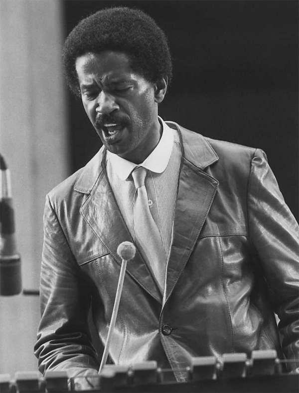 Bobby Hutcherson Performing In 1984 (Photo By Tom Copi)