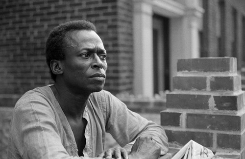 Miles Davis, 1970 - Photo By Glen Craig, .