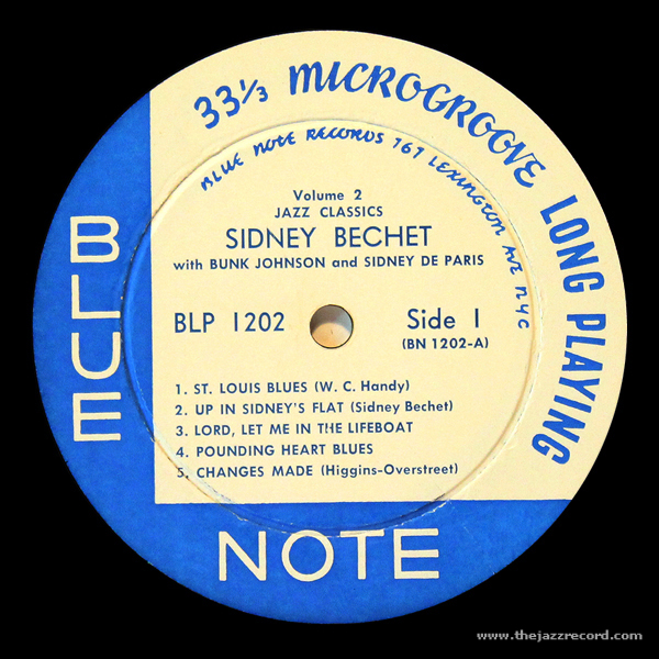 blue note label guide — the jazz record - explorations into vintage
