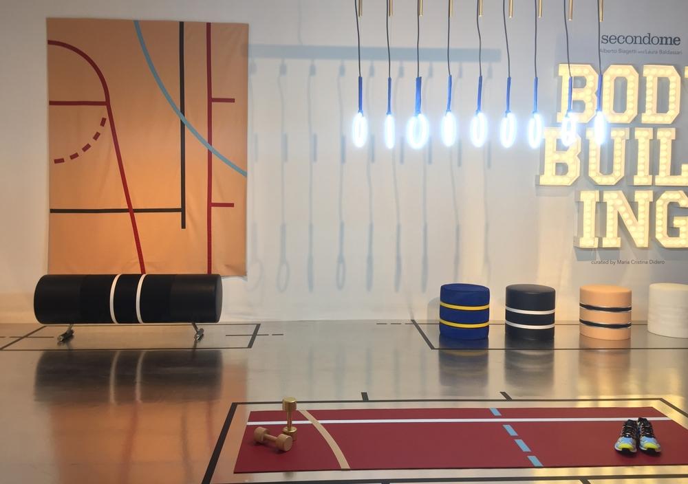"""SECONDOME presents """"BODY BUILDING"""" by Alberto Biagetti and Laura Baldassari, curated by Maria Cristina Didero"""