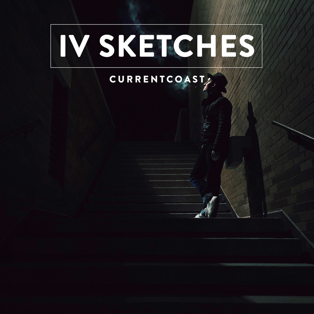 IVSKETCHES currentcoast album artworks by Joshua Davis