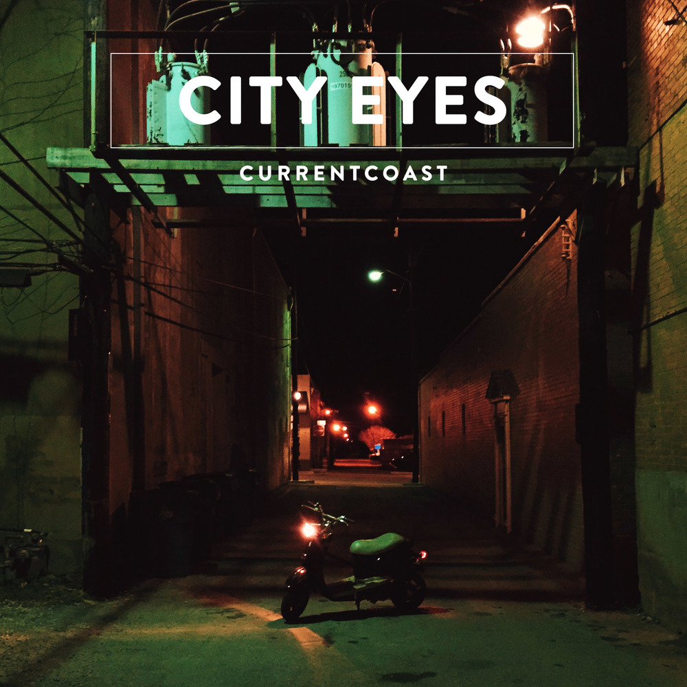 CITYEYES currentcoast album artworks by Joshua Davis