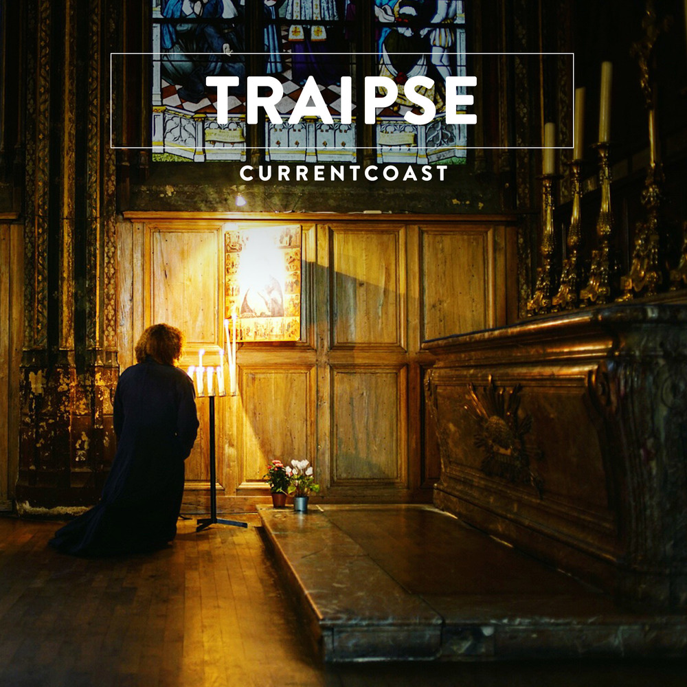 TRAIPSE currentcoast album artworks by Joshua Davis
