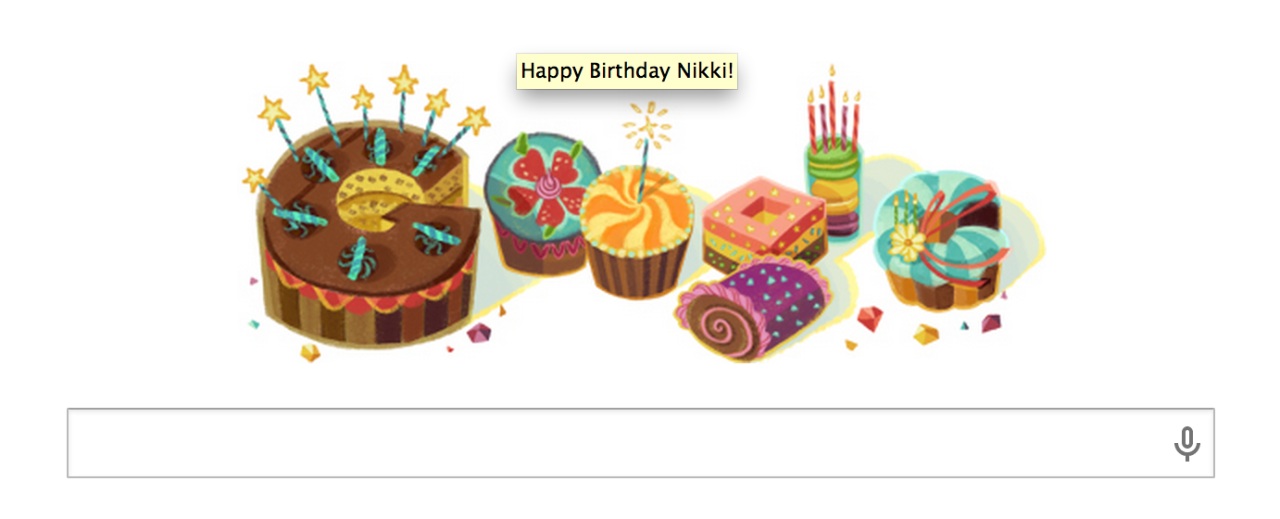 Google, you shouldn't have.