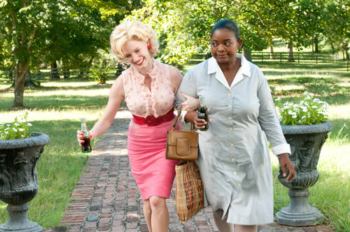 Jessica Chastain and Octavia Spencer killed it in  The Help . New Meryl and Whoopi, y'all.