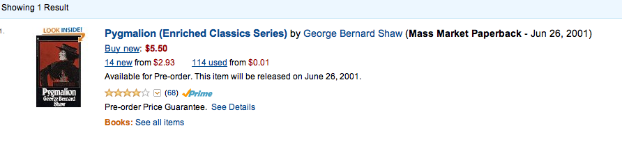 Hope it doesn't sell out before 2001 — fingers crossed.