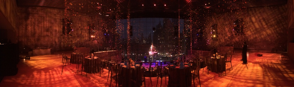 Jazz at Lincoln Center. Associate Design and programming for Arc3design. Lighting design by Al Crawford.