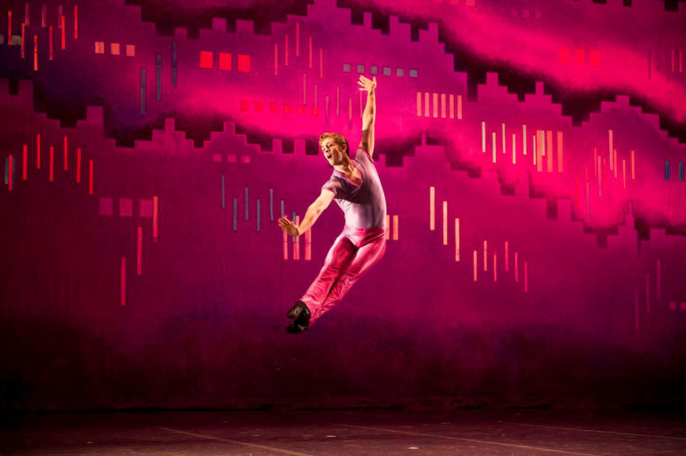 Summer Dance. Albano Ballet Company of America. Lighting design.