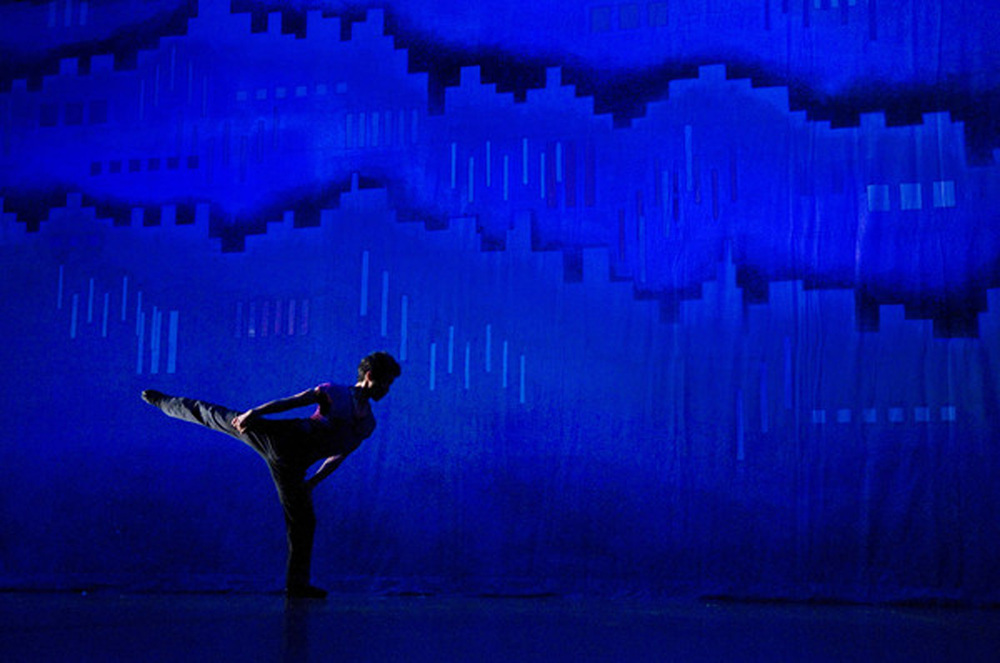 Summer Dance. Albano Ballet Company of America. Lighting Design.