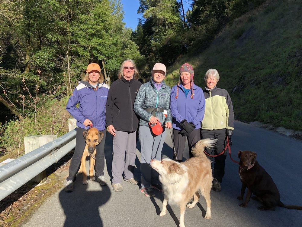 Hiking Girlfriends
