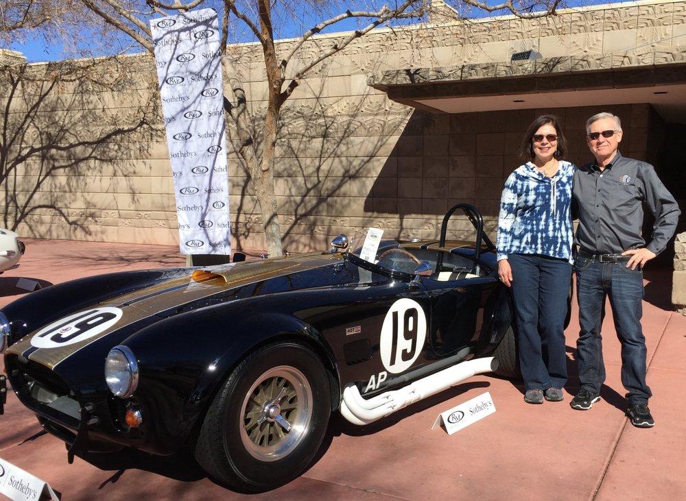 Scottsdale Auction CSX3010