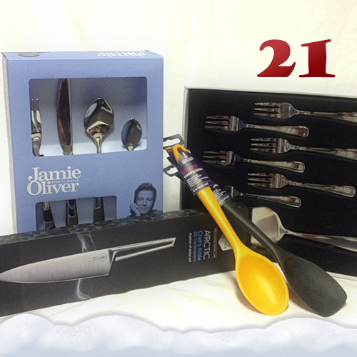Knivar, bestick & köksredskap