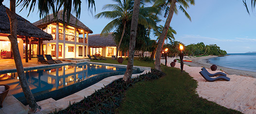 Nanuku Ocean Estates  |  Fiji Islands