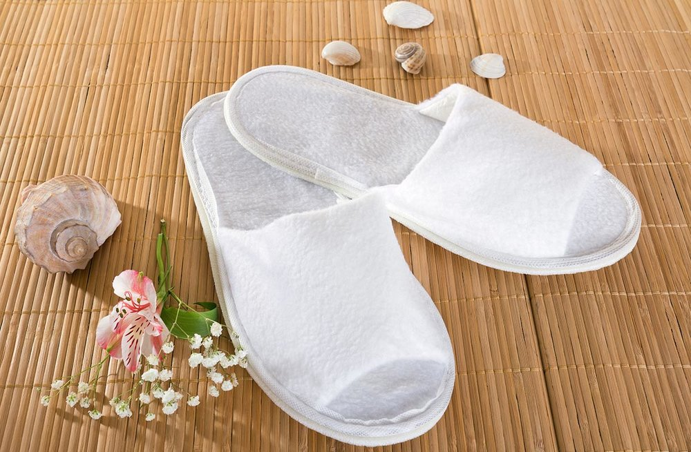 The little extras that enhance your spa environment: -