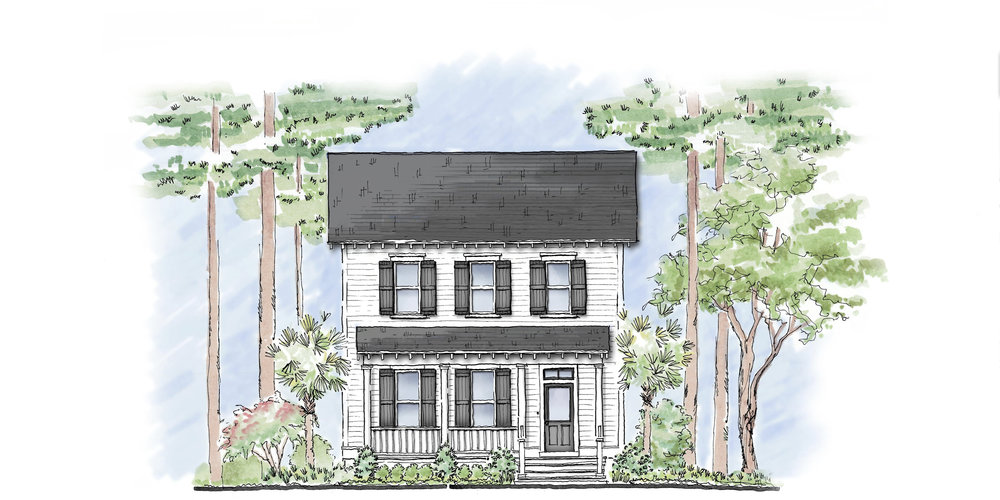 THE SALUDA RIVER COTTAGE - 3 BR / 2.5 BA1,654 SQFT.