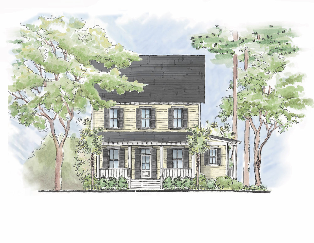 THE BAY RIDGE - 4 BR / 4 BA2,647 SQFT.CURRENTLY UNDER CONSTRUCTION