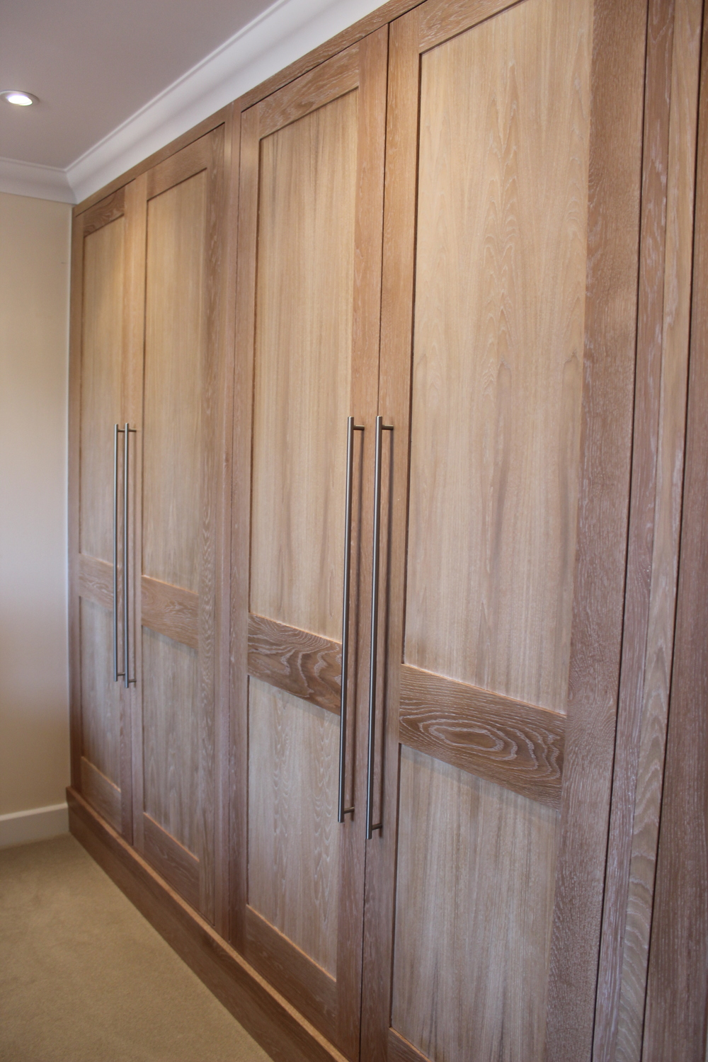 Limed Oak Bedroom Furniture Bedrooms Living Collins Bespoke