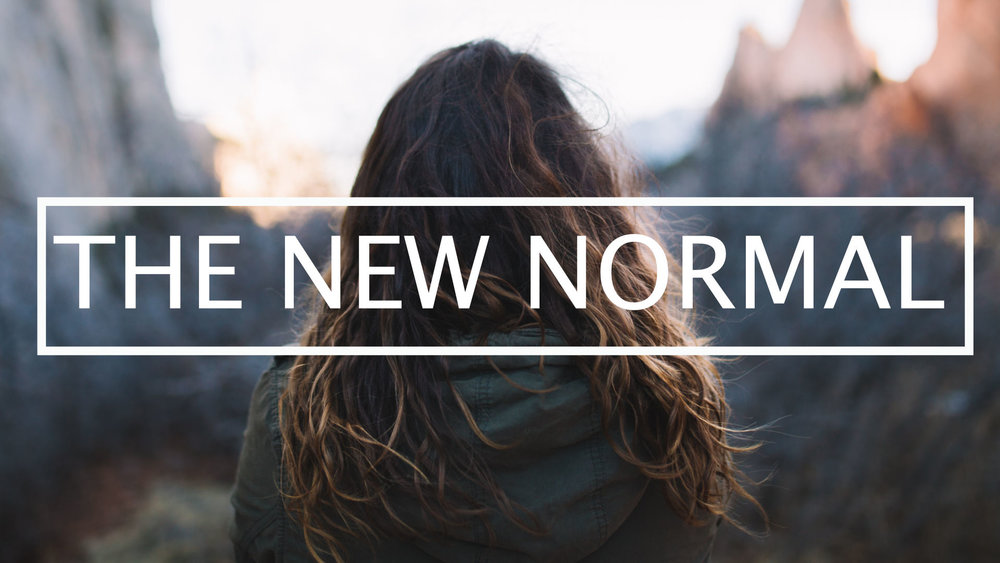 The New Normal • Sept. 11, 2016