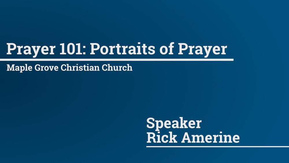 Prayer 101 Portraits of Prayer.jpg