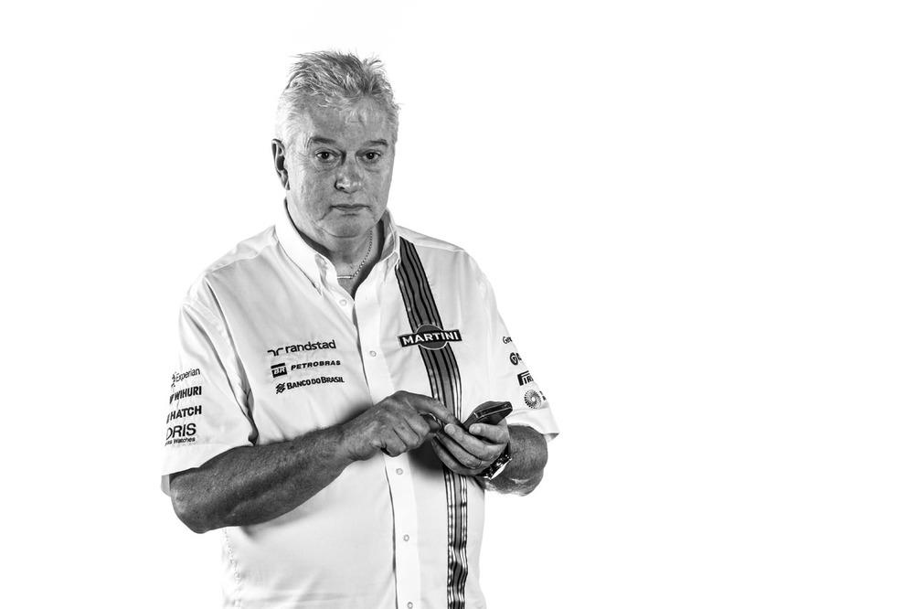 Pat Symonds [Williams Technical Director]