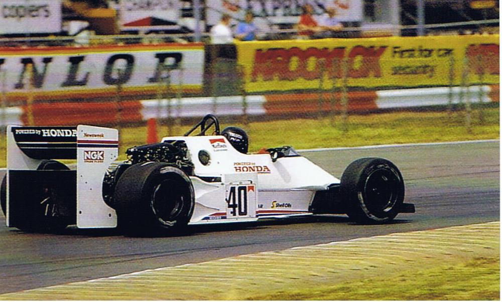 Stefan Johansson Spirit Honda F1 1983 Dutch GP.jpg