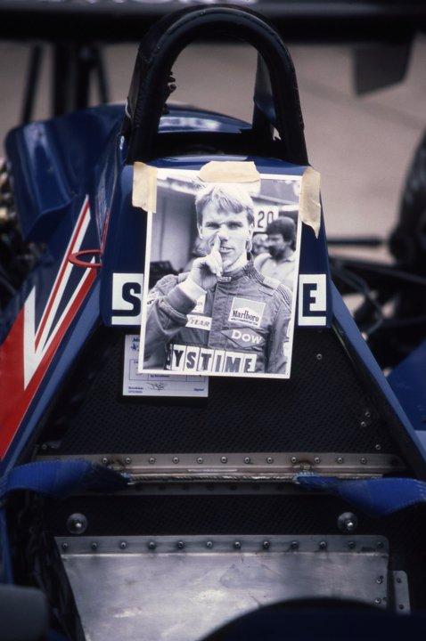 Stefan Johansson British GP 1984 Tyrrell.jpg