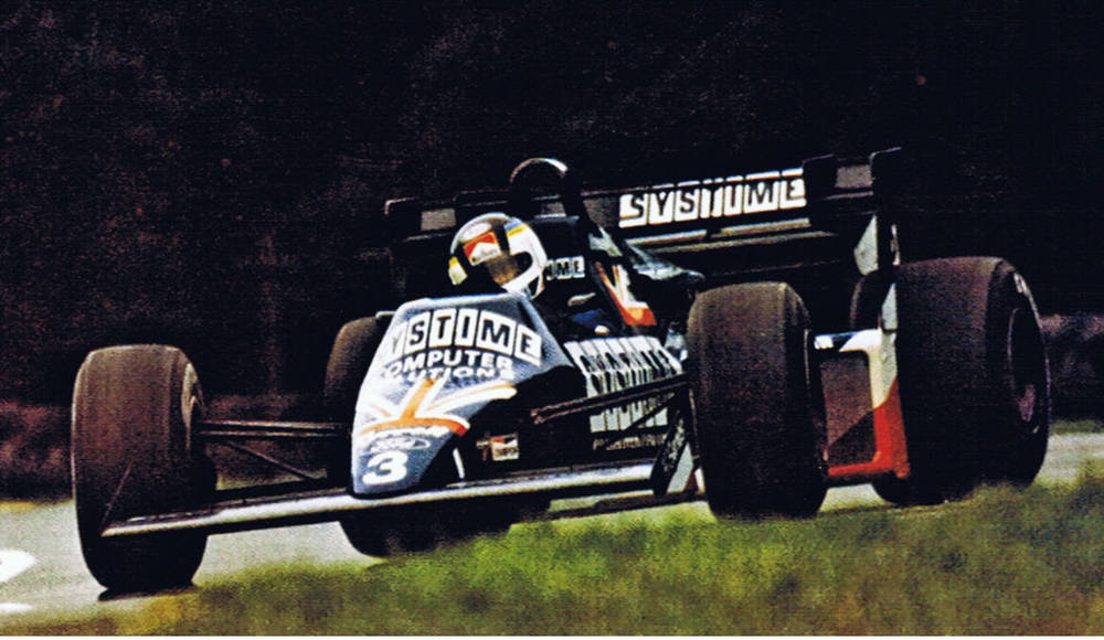 Stefan Johansson Tyrrell F1 German British GP 1984.jpg