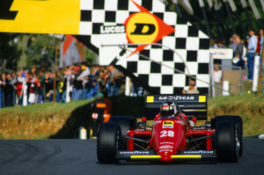 STEFAN JOHANSSON(Ferrari-1985) BRITISH GP Europe-Brands-Hatch.jpg