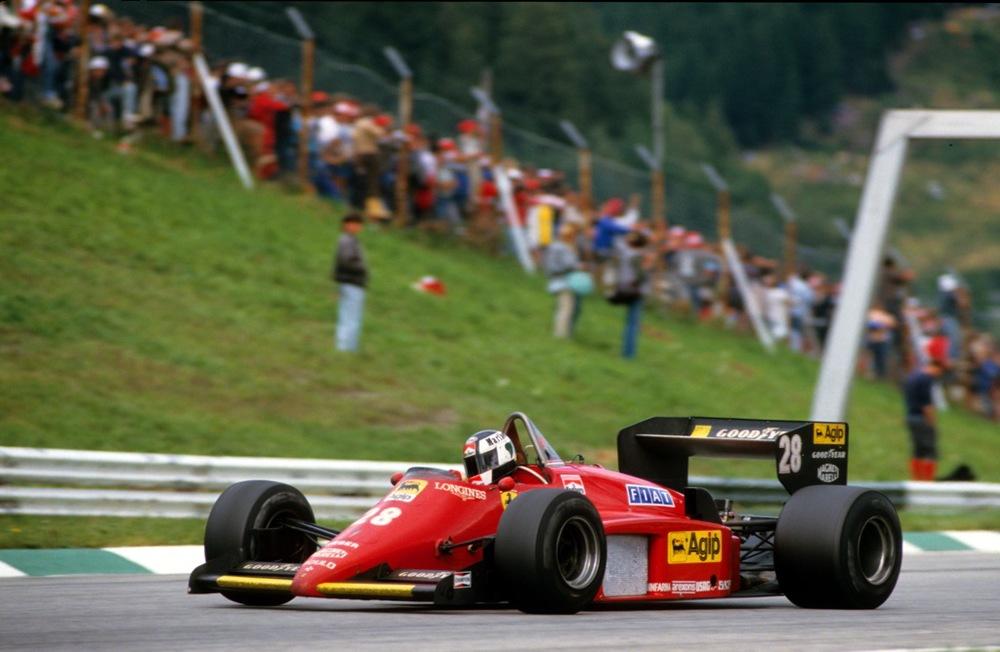 STEFAN JOHANSSON(Ferrari-1985)Zeltweg.jpg