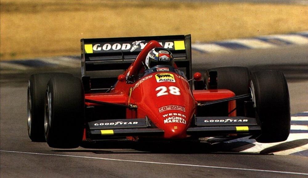 Stefan Johansson Ferrari F1 1986 Monza.jpg